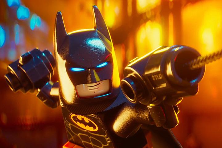 The LEGO Batman movie - review