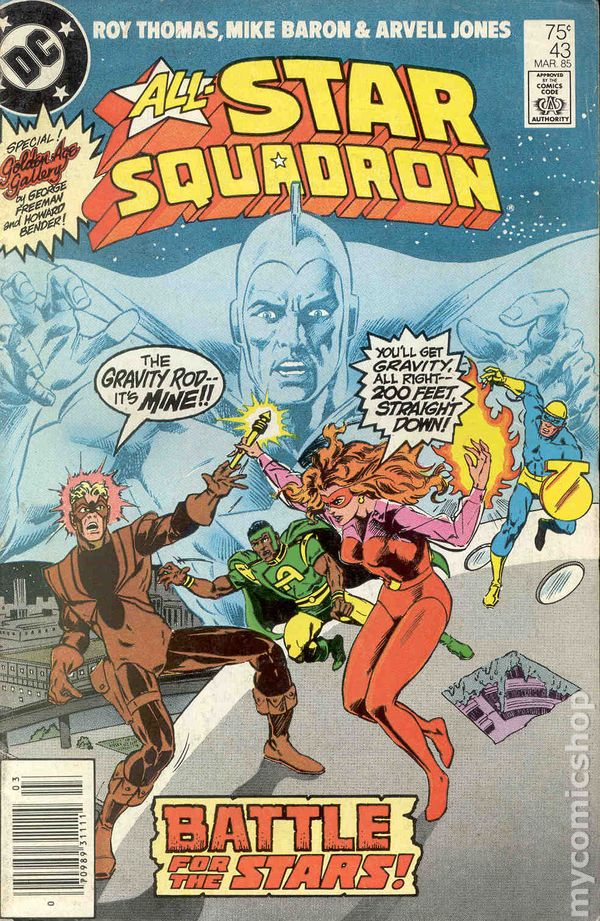All-Star Squadron issue #43