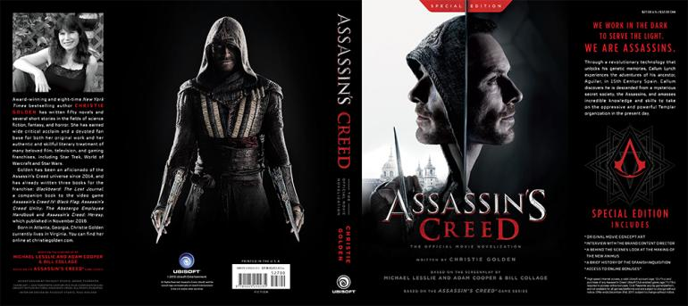 Assassin's Creed Movie Novelization Review