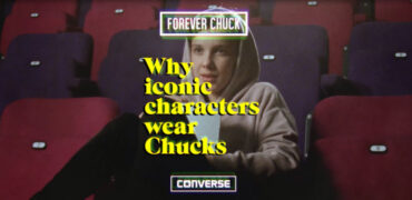 Converse Releases Trio of Videos for Forever Chuck Campaign