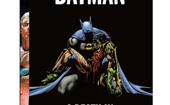 DC Comics Graphic Novel Collection - A Death In The Family