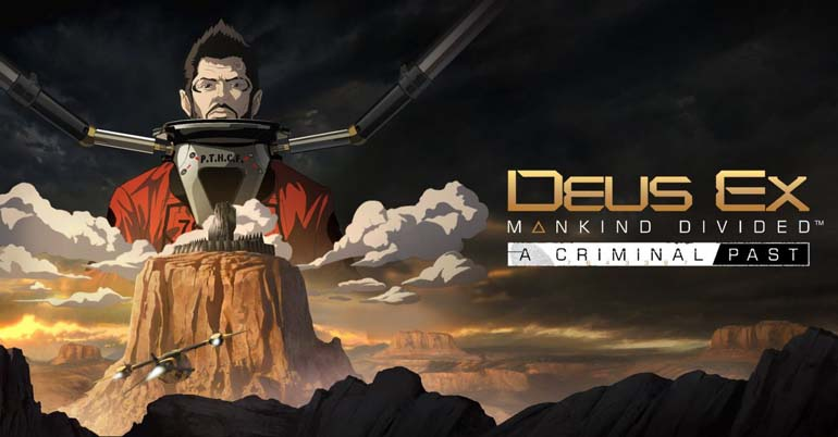 Deus Ex: Mankind Divided: A Criminal Past DLC Review - Doing Some Time In The Slammer