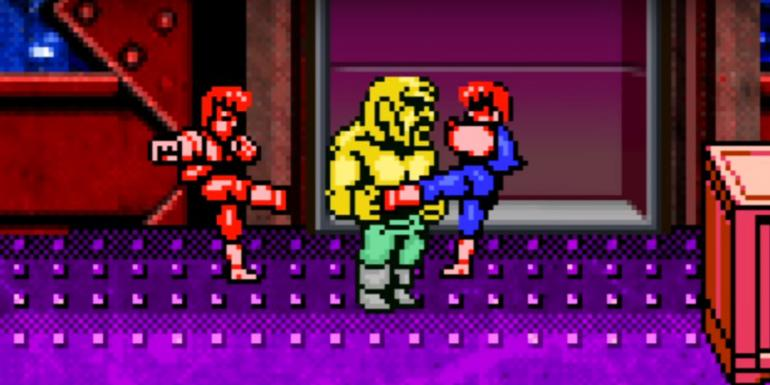 Double Dragon IV Game Review