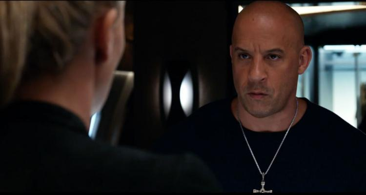 Fast & Furious 8 Fate of the Furious