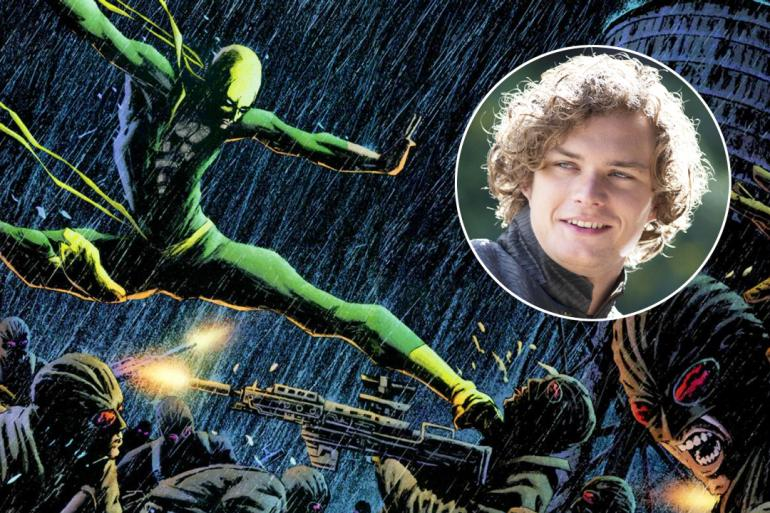Finn Jones Is Blaming Everyone But His Mother For Negative Reviews Of 'Iron Fist'