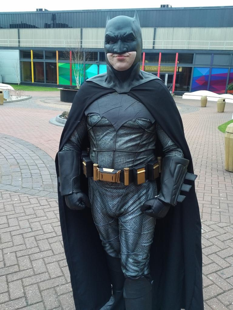 First Batman