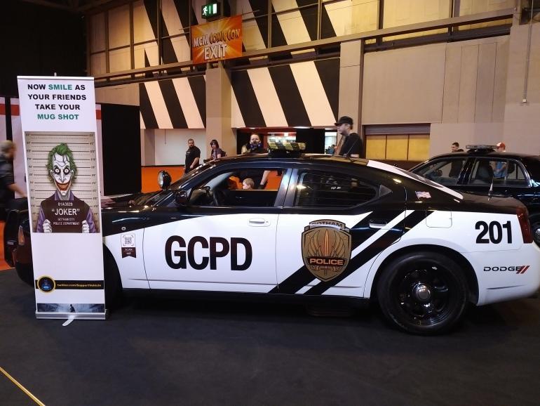 GCPD Car
