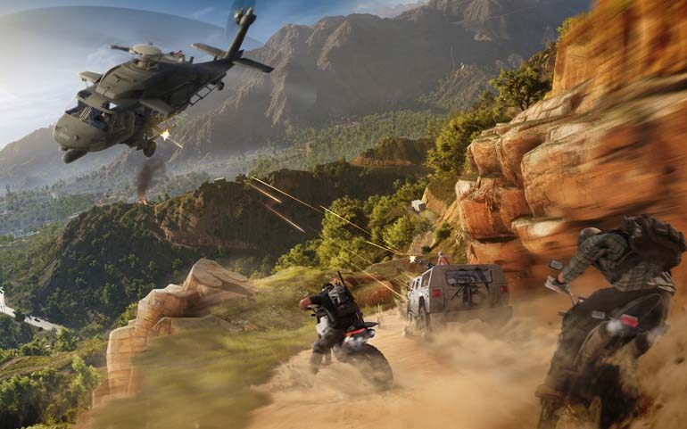 Ghost Recon: Wildlands Review - Grab Your Gun Gringo