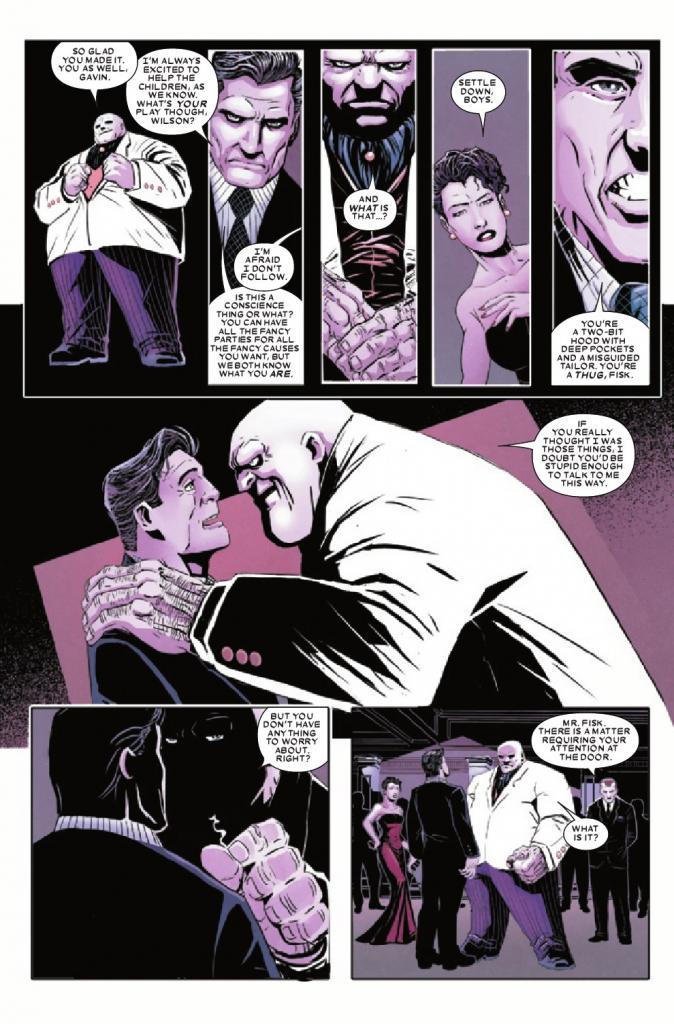 Kingpin #2 Review