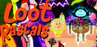 Loot Rascals Review - A Vibrant And Funny Roguelike