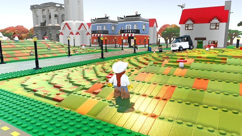 Lego Worlds Review - Build Your Own World