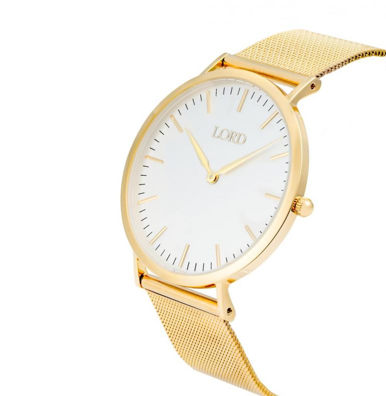 Lord classic gold watch review