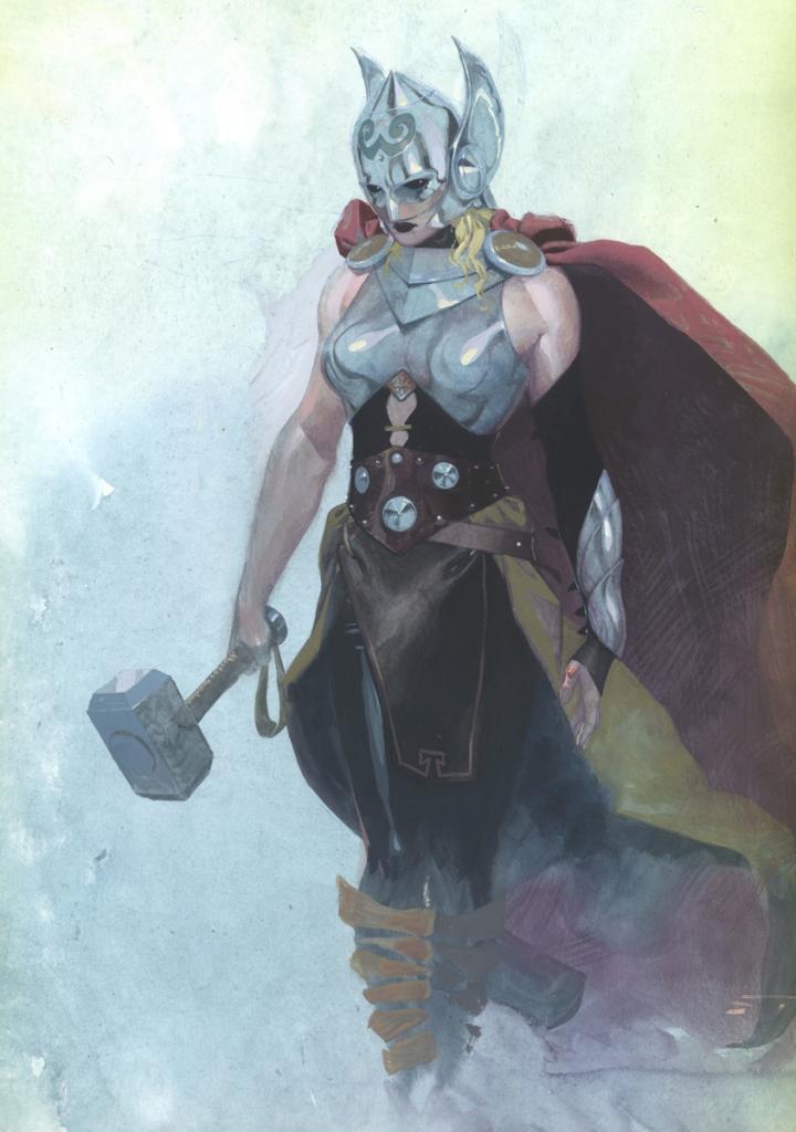 Marvel Comics' Female Thor