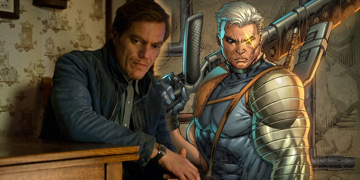 Do We Really Want Michael Shannon To Play Cable In 'Deadpool 2'?