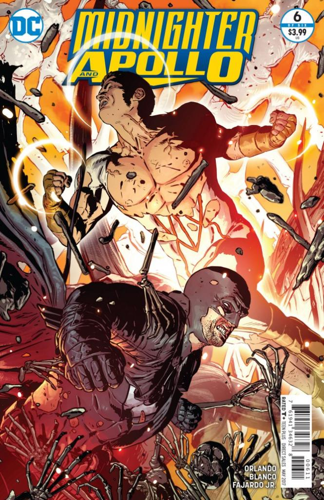 Midnighter And Apollo Comic Book Review
