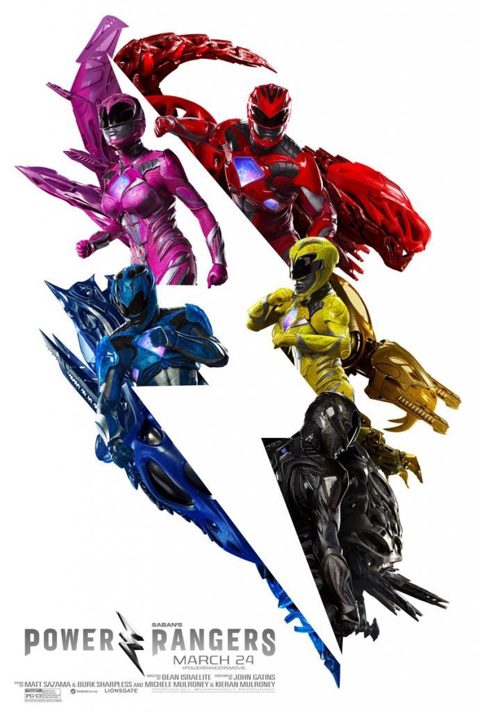 Mighty Morphin Power Rangers Clip