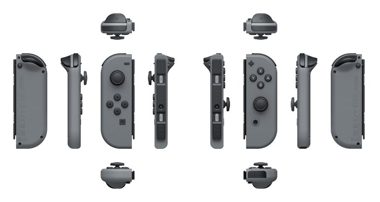 Nintendo Switch - Bridging The Game Between Hand-held And Console Gaming