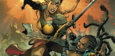 Odyssey Of The Amazons #3 Review