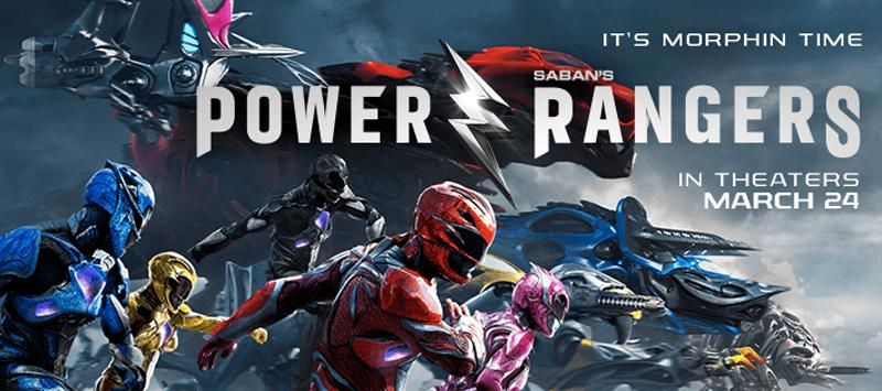 Saban Power Rangers Clip Real