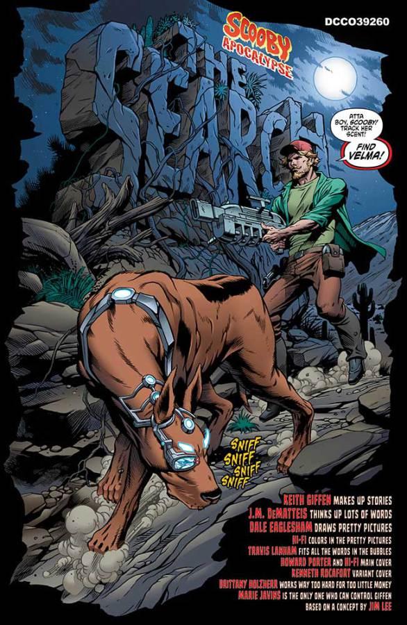 Scooby Apocalypse #11