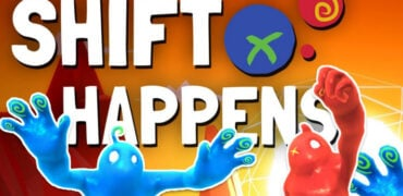 Shift Happens Review - A Wacky, Gooey Co-Op