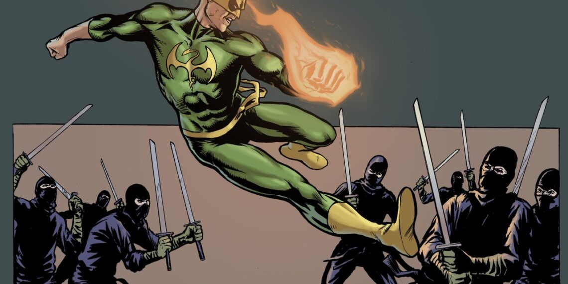 Social Justice Warriors Attack 'Iron Fist' Creator