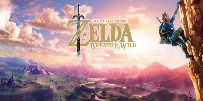 The Legend Of Zelda Breath Of The Wild Review Cooked To