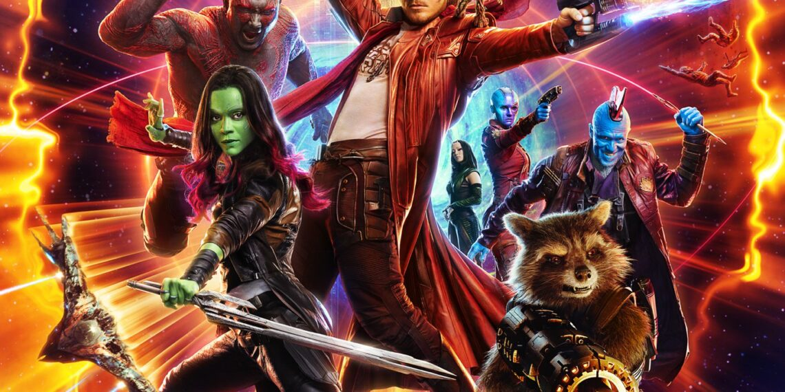 The New Guardians of the Galaxy Vol. 2 Trailer Is Here. And It's Hilarious