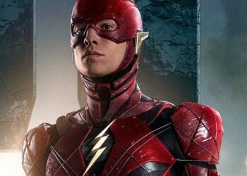 Unite The Seven! The Flash Shows His Speed Force In The Third 'Justice League' Teaser