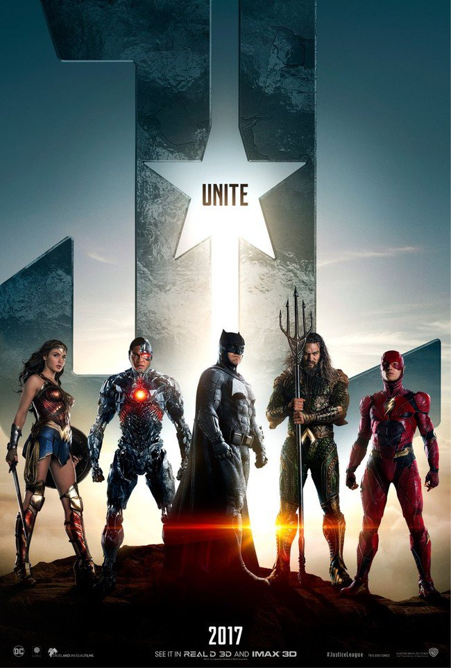 Unite the seven! Following the Wonder Woman Justice League teaser, we now get a Cyborg teaser ahead of the trailer expected later today.