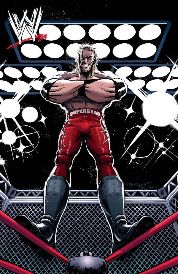 WWE #3 Comic Book Review