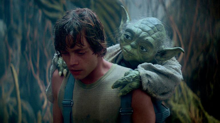 Yoda Appear in Star Wars: The Last Jedi