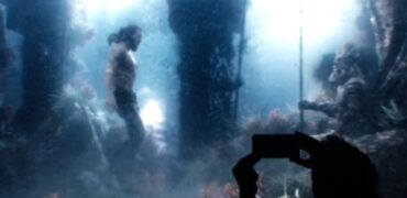Zack Snyder Gives Us A Glimpse of Aquaman's Underwater World