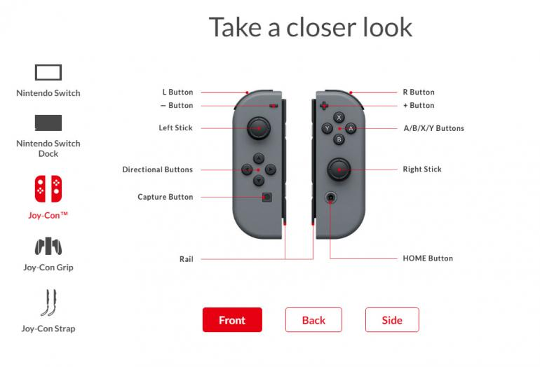 switch front review