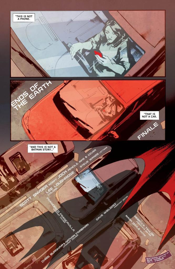 All-Star Batman #9 Review