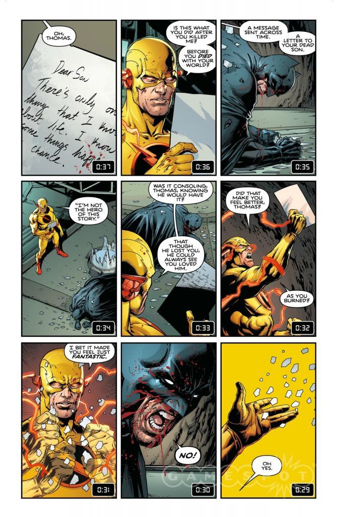 Batman #21 - Review