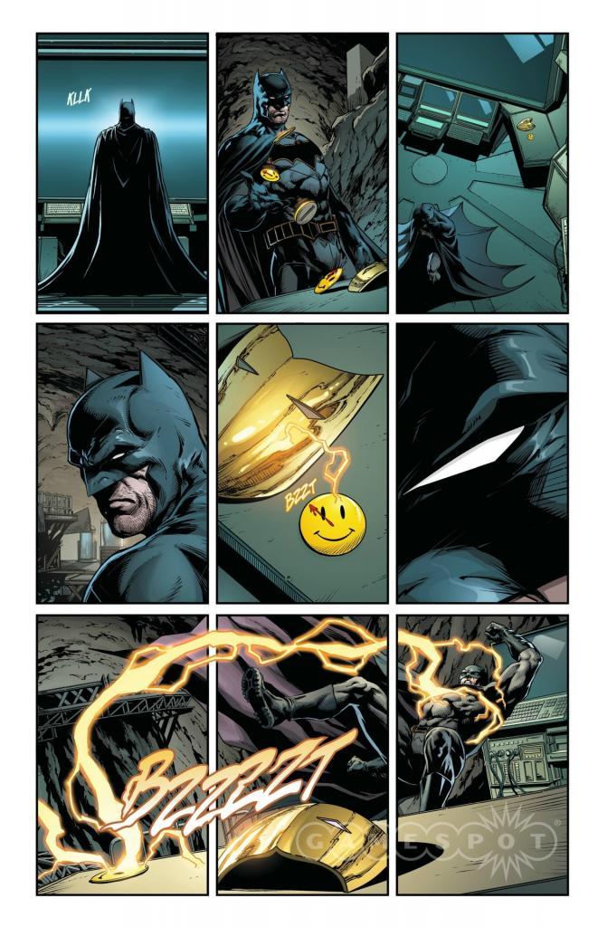 Batman #21 Review