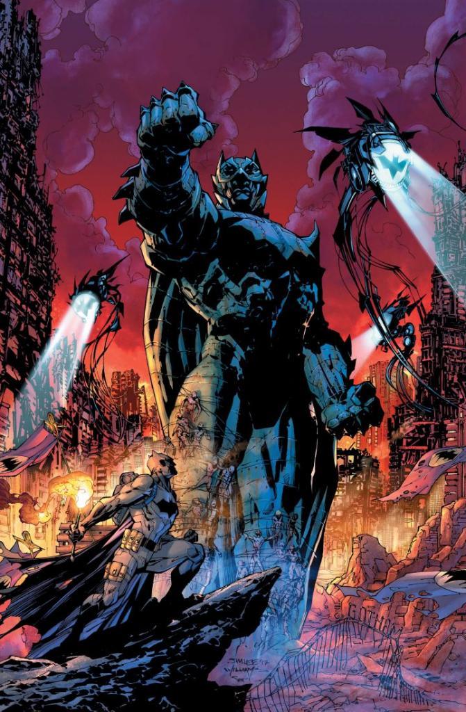 Batman Dark Nights METAL Comic Book