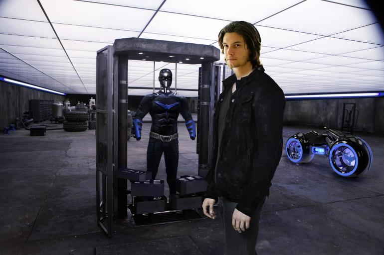 Ben Barnes The DCEU's Perfect Nightwing