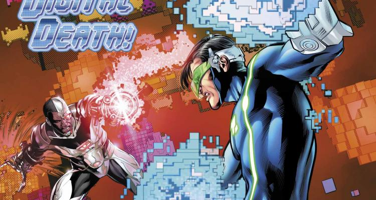 Cyborg #11 Review - Words Can Not Describe How Bad This Issue Is