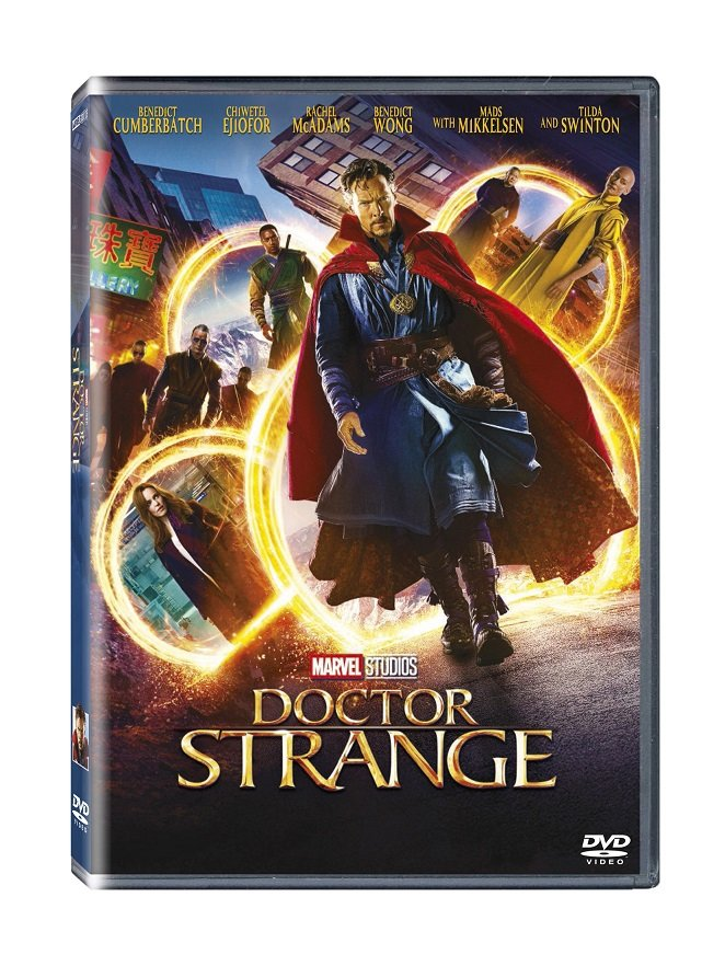 To celebrate the nationwide release of <em>Doctor Strange</em> on DVD and Blu-ray on March 13, Marvel Studios is giving 3 very lucky readers the chance to win exclusive Doctor Strange merchandise