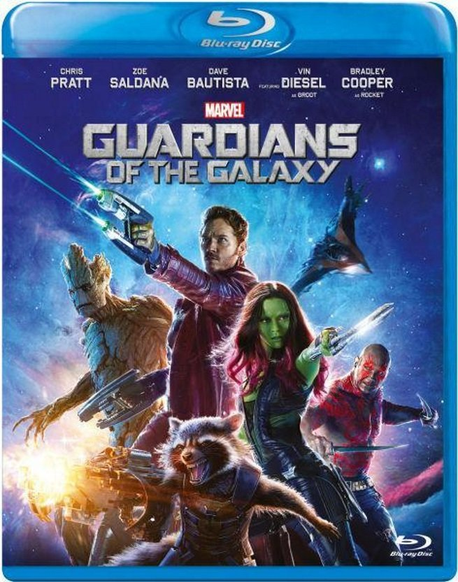 Win 1 Of 3 Guardians Of The Galaxy Vol. 2 Hampers