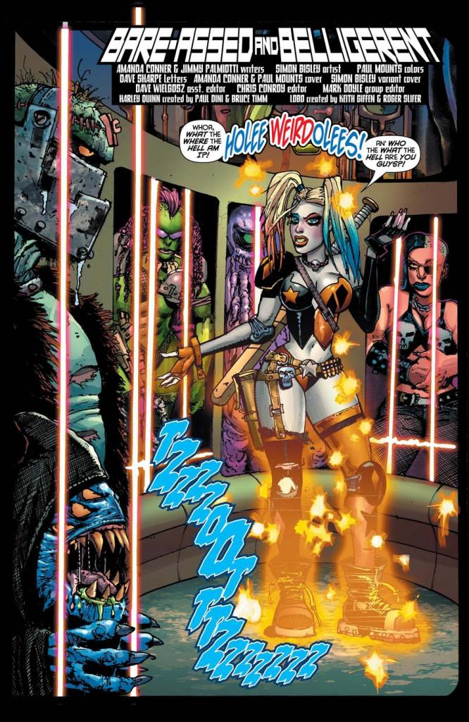 Harley's Little Black Book #6