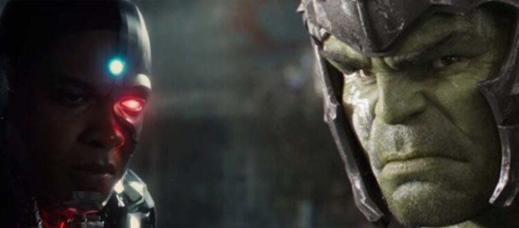 Marvel's Thor: Ragnarok Versus DC's Justice League - Are People Blind?