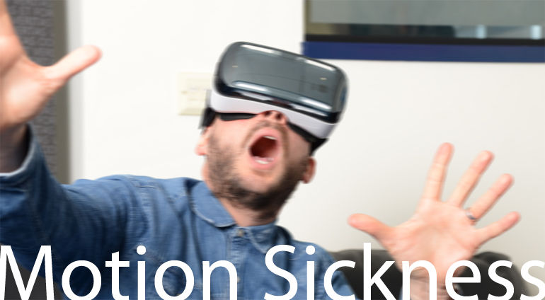 Gaming Induced Motion Sickness – A Nauseating Issue
