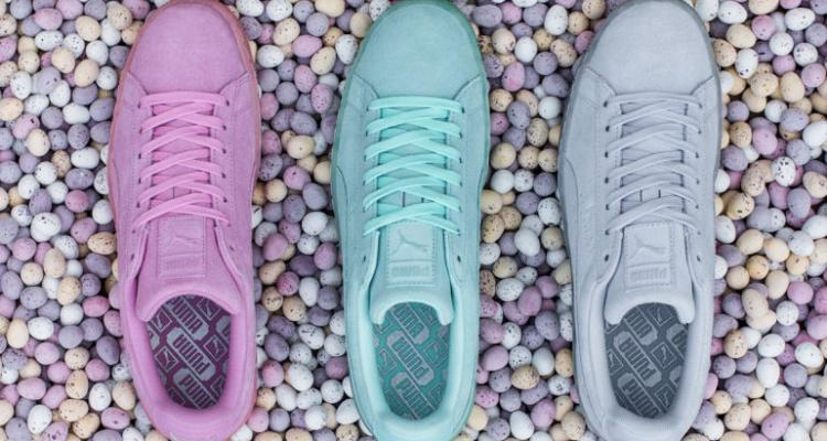 Gear Up for Easter with Puma's Easter Sneaker Pack