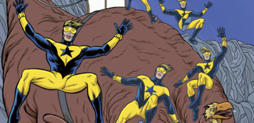 Review Booster Gold The Flintstones Special #1