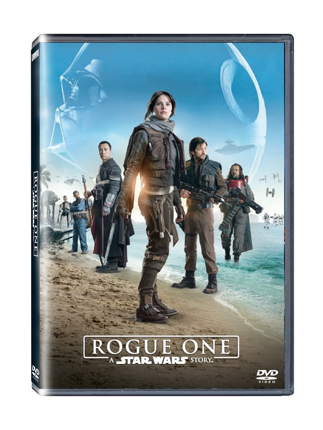 Star Wars: Rogue One DVD
