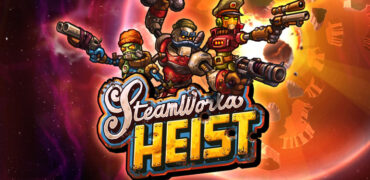 SteamWorld Heist Game Review - A Dazzling Futuristic Pirate Western