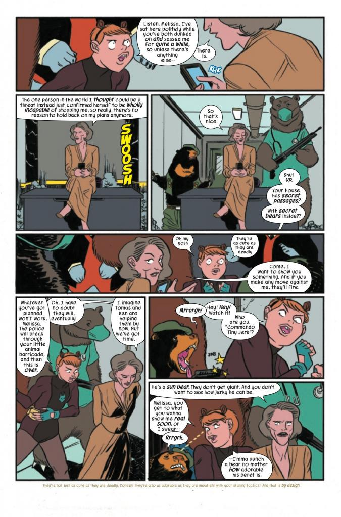 The Unbeatable Squirrel Girl v2 #19 Review - Absolutely Worth Reading